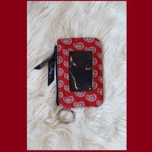 Vera Bradley card/change holder